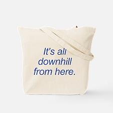 """""""Paintball 2011"""" Tote Bag"""