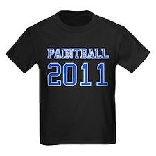 """Paintball 2011"" T"