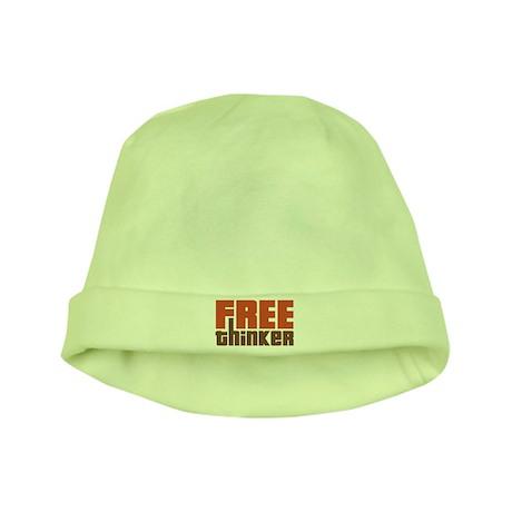 Free Thinker baby hat