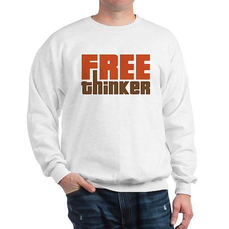 Free Thinker Sweatshirt