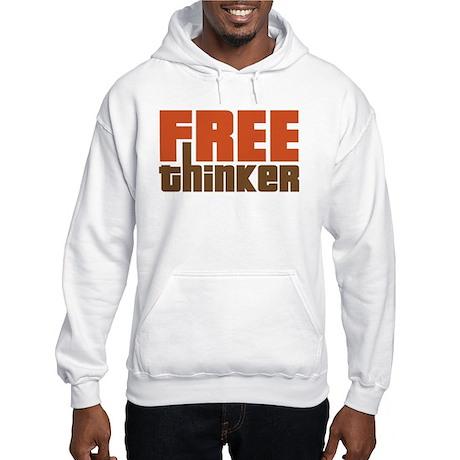 Free Thinker Hooded Sweatshirt