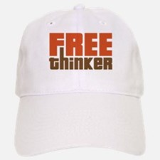 Free Thinker Baseball Baseball Cap