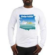 Cruise Addict Splash Long Sleeve T-Shirt