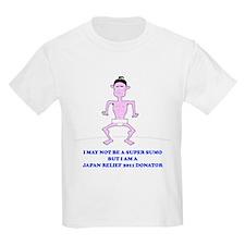Super sumo - Japan relief 201 T-Shirt