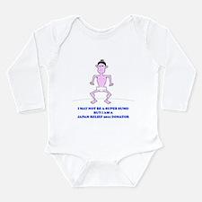 Super sumo - Japan relief 201 Long Sleeve Infant B