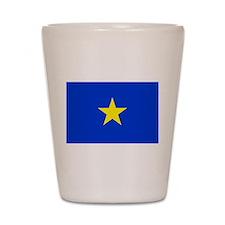Republic of Texas 1836–1839 Shot Glass