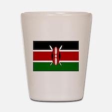 Kenya Shot Glass