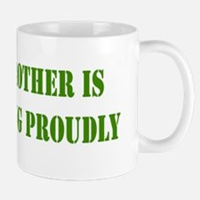"""""""Brother In Military"""""""" Mug"""