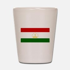 Tajikistan Shot Glass