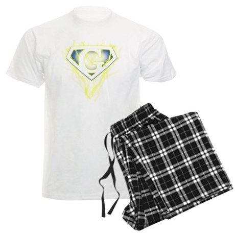 Super Charged G Men's Light Pajamas