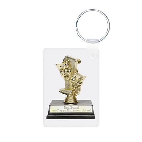 Best Sound w/Crappy Equipment Award Photo Keychain