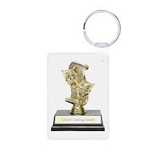 Critics' Darling Award Keychains
