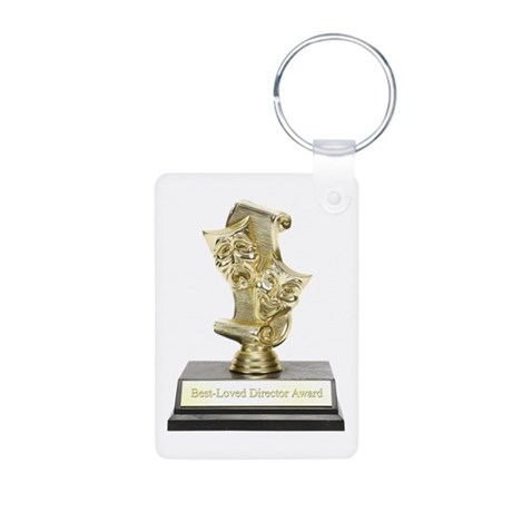 Best-Loved Director Award Aluminum Photo Keychain