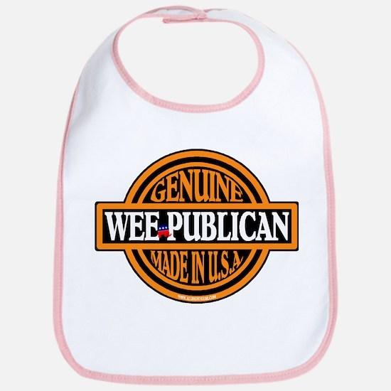 Genuine Wee-publican Bib