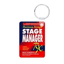 Stage Manager RX Keychains