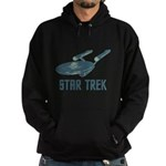 Retro Enterprise Hoodie (dark)