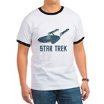 Retro Enterprise Ringer T
