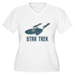 Retro Enterprise T-Shirt
