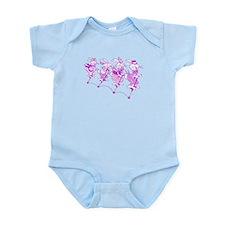 'Hoppy-Go-Lucky' Infant Bodysuit