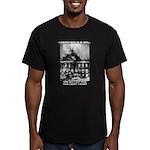 Berlin 1933 Men's Fitted T-Shirt (dark)