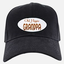 OLD HIPPIE GRANDPA Baseball Hat