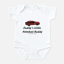 Daddy's Little Hotwheel Buddy Infant Bodysuit