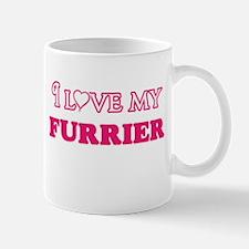 I love my Furrier Mugs