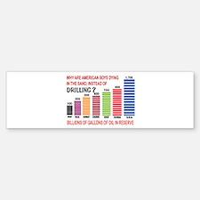 SAVE AMERICAN TROOPS Sticker (Bumper)