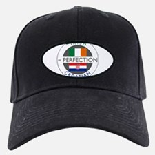 Irish Croatian flags Baseball Hat