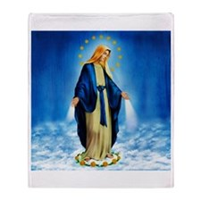 Funny Cristian Throw Blanket
