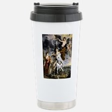 The Capture of Juliers Travel Mug