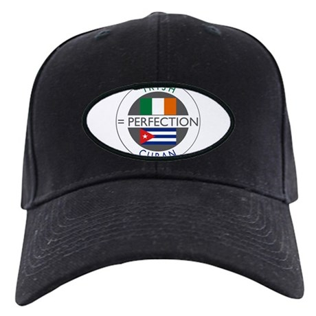 Irish Cuban heritage flags Black Cap