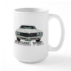 Vanishing Point Large Mug