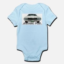 Vanishing Point Infant Bodysuit