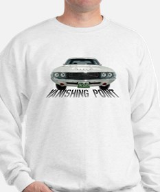 Vanishing Point Sweater