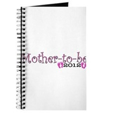Mother-to-be 2012 Baby Girl Journal