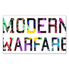 """""""Modern Warfare"""" Decal"""