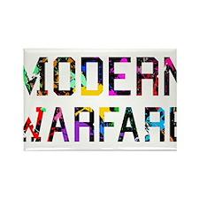 """Modern Warfare"" Rectangle Magnet"