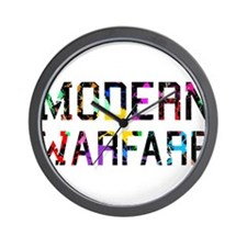 """Modern Warfare"" Wall Clock"
