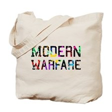 """Modern Warfare"" Tote Bag"