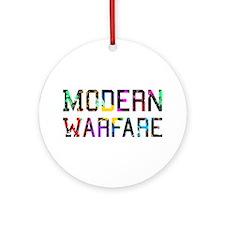 """Modern Warfare"" Ornament (Round)"