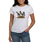 Emery Penciled Runner Ducklin Women's T-Shirt