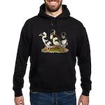Emery Penciled Runner Ducklin Hoodie (dark)