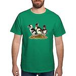 Emery Penciled Runner Ducklin Dark T-Shirt