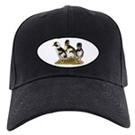 Emery Penciled Runner Ducklin Black Cap