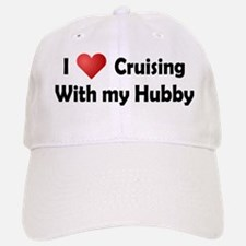 Cruising with my Hubby Baseball Baseball Cap