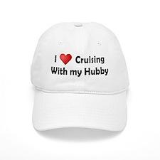 Cruising with my Hubby Baseball Cap