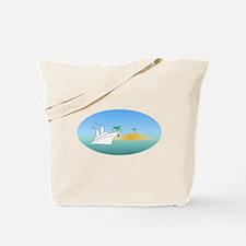 Island Cruise Tote Bag