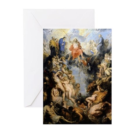 The Last Judgement Greeting Cards (Pk of 10)