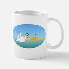 Island Cruise Mug